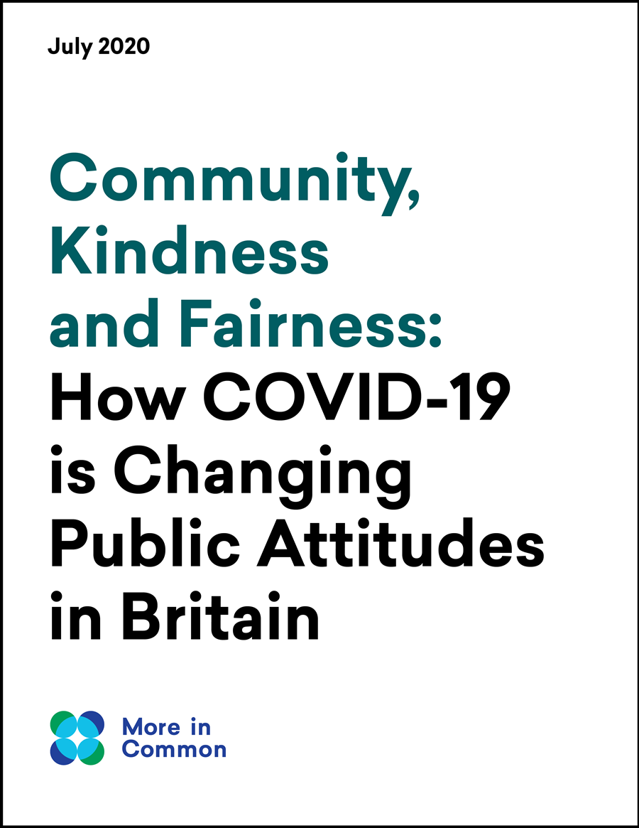 Insights on COVID-19 Impacts from Forthcoming UK Study