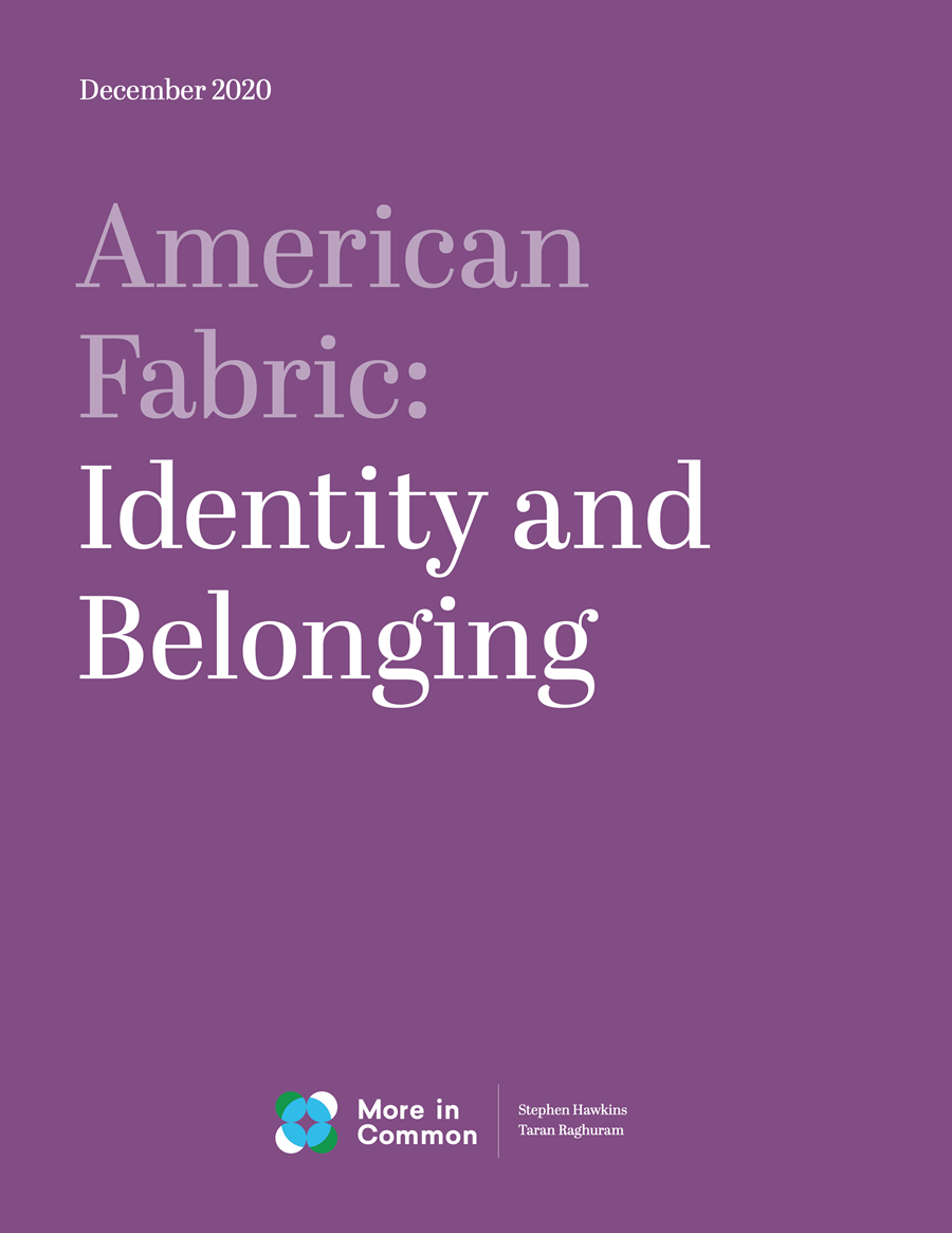 American Fabric: Identity and Belonging