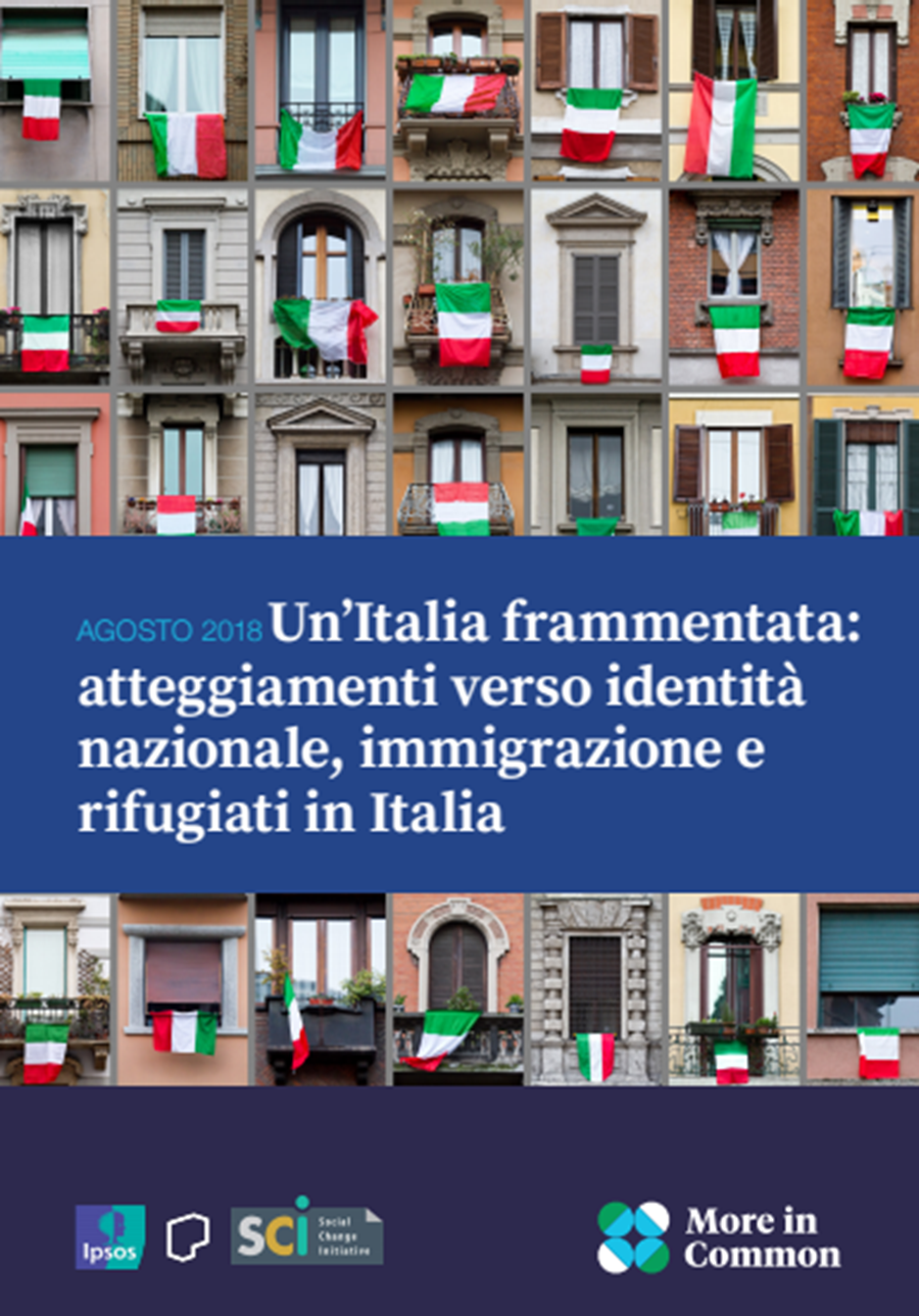 Attitudes towards National Identity, Immigration and Refugees in Italy